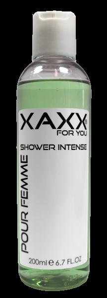 Shower intense 200ml FOURTY