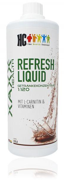 HC Refresh Liquid COLA Konzentrat 1:120