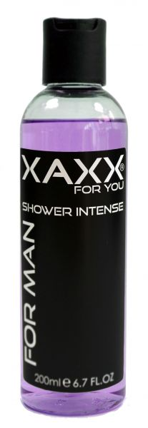 Shower intense 200ml FIFTEEN