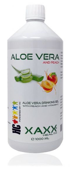 Aloe Vera Drinking Gel with Peach & Vitamin C