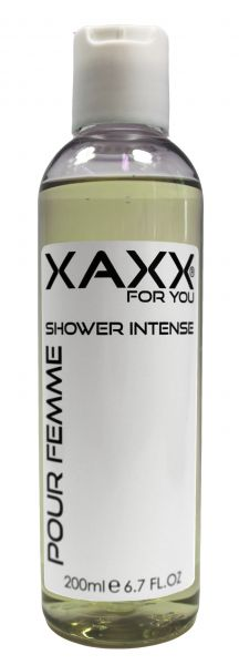 Shower intense 200ml THIRTY SIX