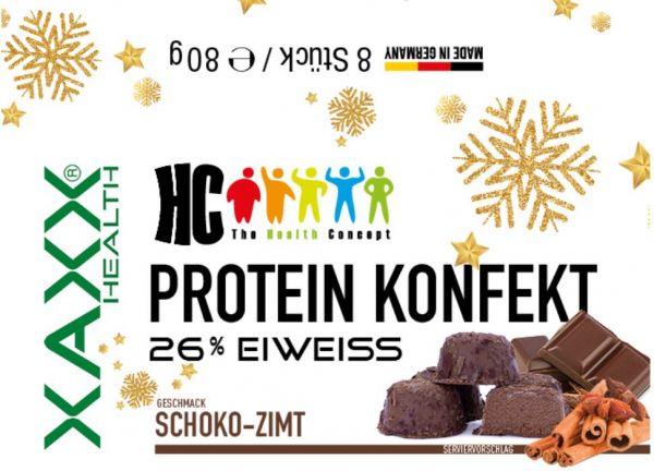 HC Protein Konfekt Schoko-Zimt (limited Edition)