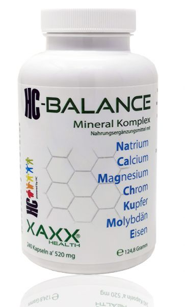 HC-Balance Mineral Komplex