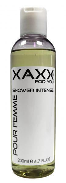 Shower intense 200ml FIFTY FOUR